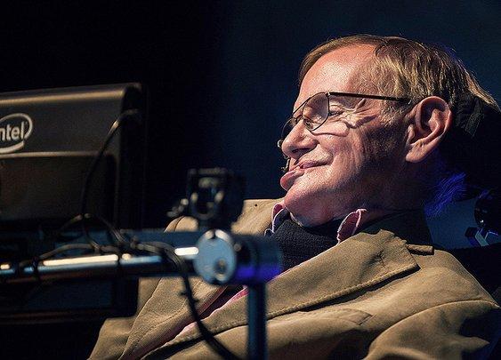 Stephen Hawking Wants To Play A Bond Villain. Make It Happen, Hollywood