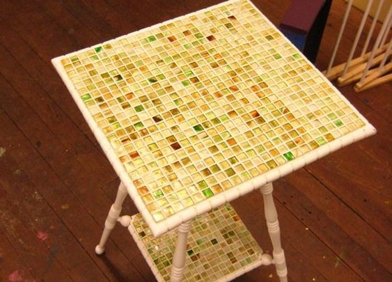 How To Tile a Table