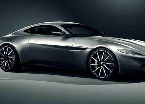 The Aston Martin DB10 Is James Bond's New Car In Spectre