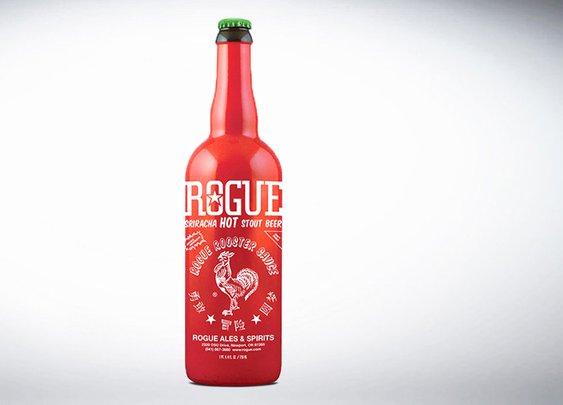 Sriracha Hot Stout Beer - Spending It All