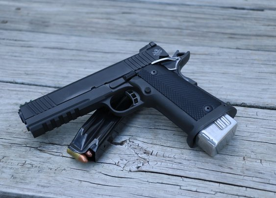 Rock Island Armory Tactical 2011 Hi Cap 9mm Overview/Initial Impressions — The Tactical Bay