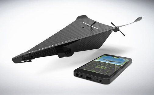Carbon Flyer Video Drone - Spending It All