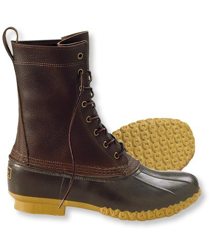 A must have boot for the Outdoorsman Bean Boots