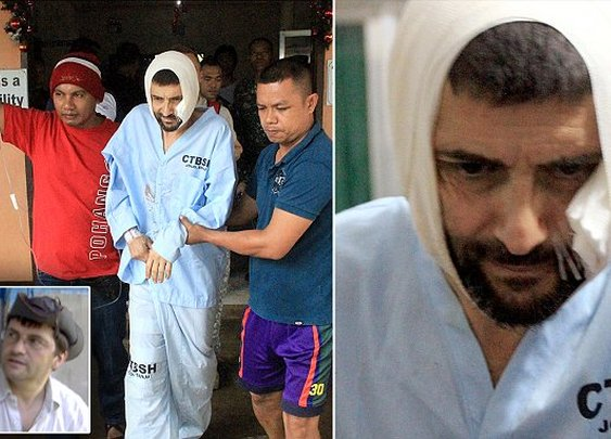 Swiss hostage Lorenzo Vinciguerra in Philippines escapes  Islamist extremists | Daily Mail Online