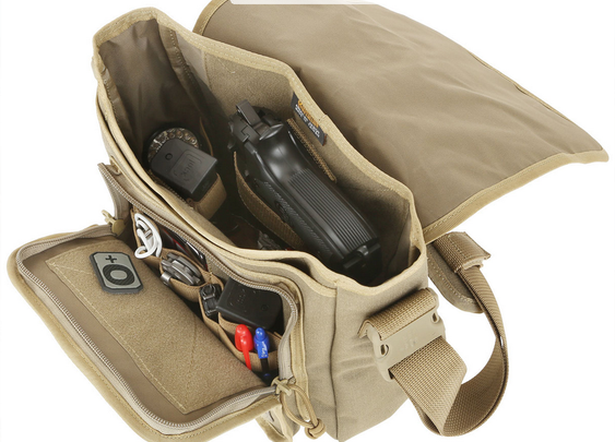 First Look: Maxpedition Narrow Look Bag - Loaded Pocketz