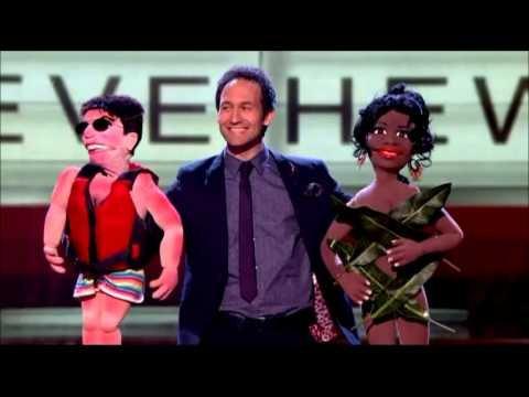 Ventriloquist Steve Hewlett (Britain's Got Talent Final 2013) - YouTube