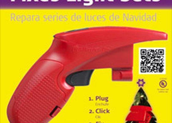 Fix Broken Christmas Lights -  LightKeeper Pro - Yes it works.