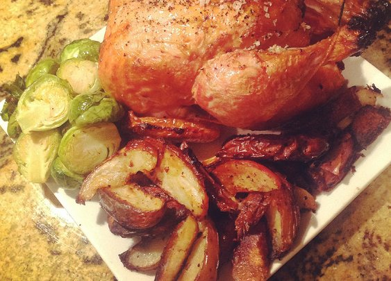 Best Roast Chicken Ever.