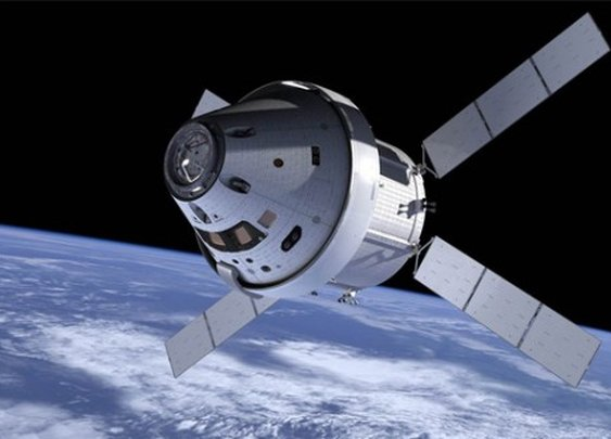The Orion spacecraft is powered by old Apple laptop processor
