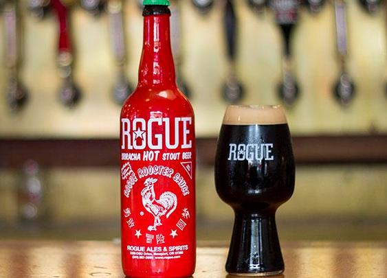 ROGUE Sriracha Hot Stout Beer - Men's Gear