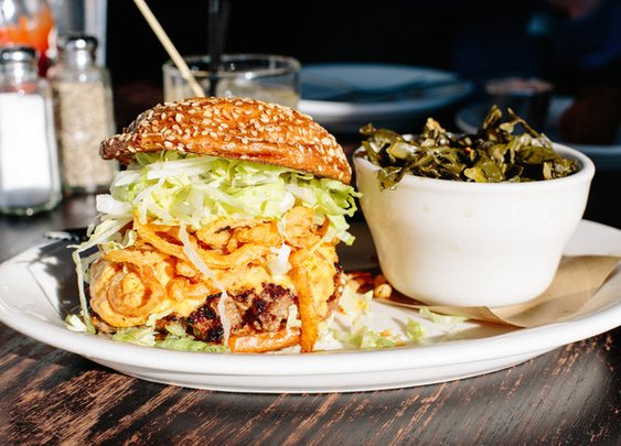 Best New Burgers 2014 - From a Burnt End-Topped Order to a Raclette & Red Onion Jam Beaut