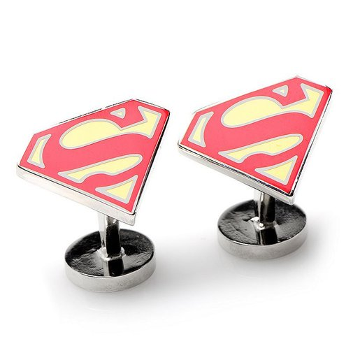 Superman Cuff Links - The Groomsmen Gift