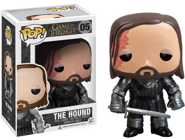 Game of Thrones The Hound Funko POP! Vinyl Figure