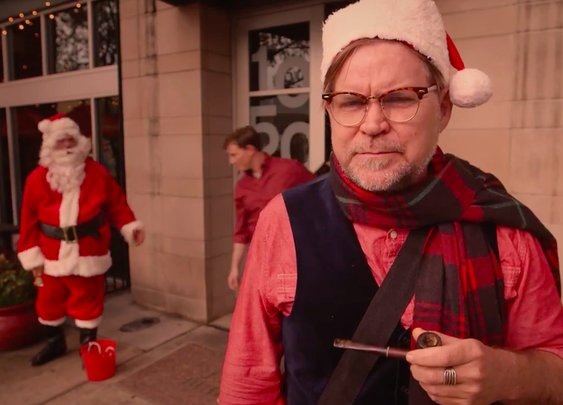 Santa Is a Hipster, and a Pretty Funny One, in This Agency's Holiday Video