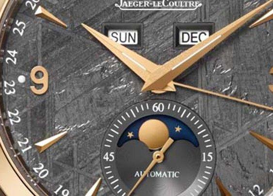 Jaeger-LeCoultre Master Calendar Meteorite Watch