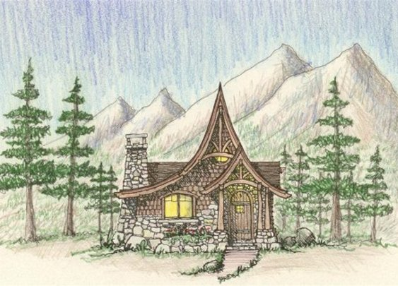 Storybook Cabin
