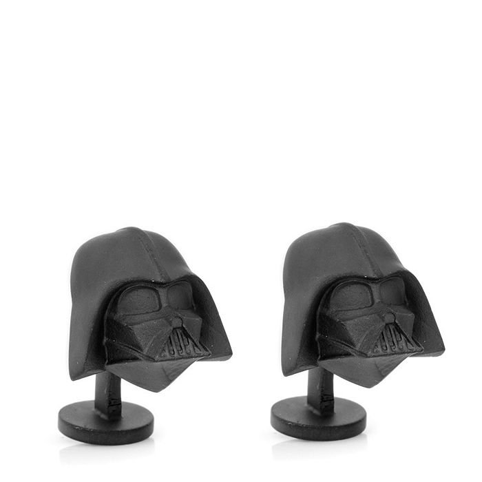3-D Darth Vader Cuff Links - The Groomsmen Gift