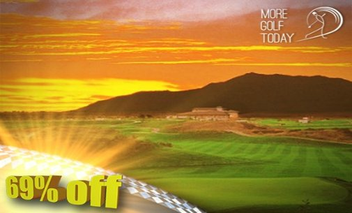 Unlimited Golf at Morongo Golf Club for $43.00 (69% OFF)More Golf Today