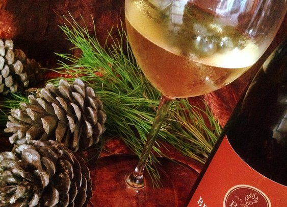Oregon Advent: Day 9: Brandborg Oregon Gewurztraminer Umpqua Valley 2012