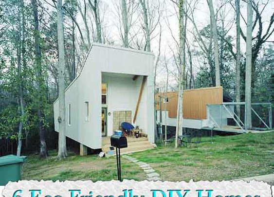 6 Eco-Friendly DIY Homes Built for $20K or Less! - LivingGreenAndFrugally.com