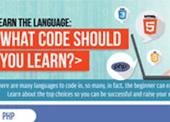 Learn to Code: Choosing a Programming Language