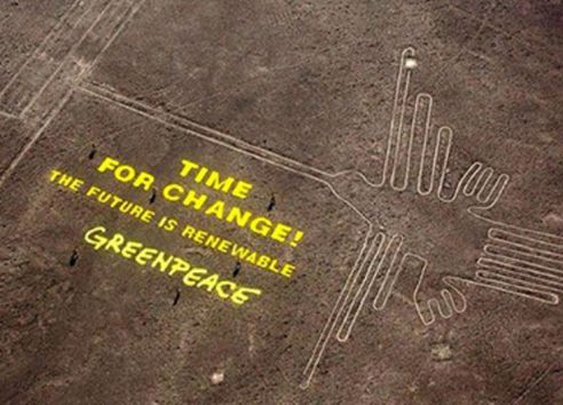 How Greenpeace Wrecked One of the Most Sacred Places in the Americas
