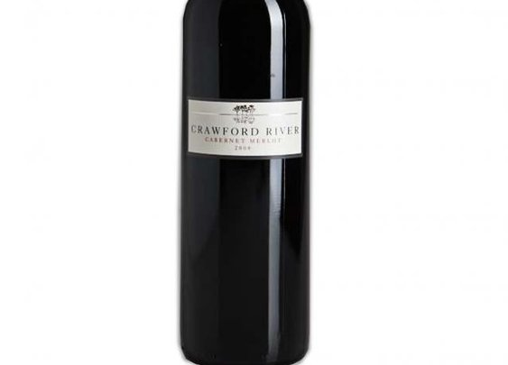 2009 Carbernet from Crawford River
