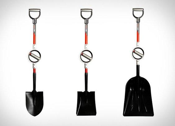 Bosse Shovels - Spending It All