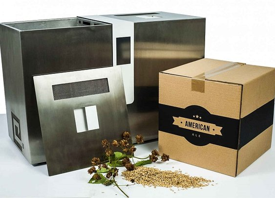 Brewie- The Fully Automated Home-Brewery - Men's Gear