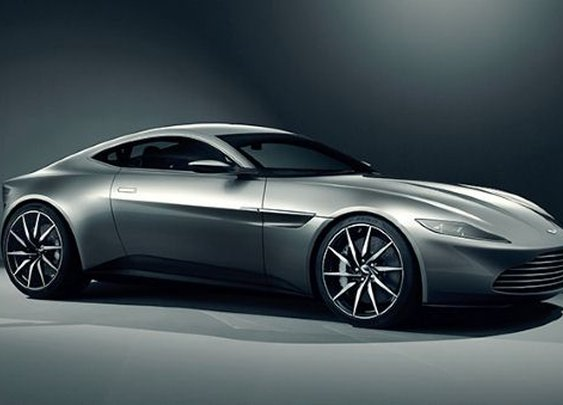 Aston Martin DB10 will appear in the 24th Bond movie - Disauto.net