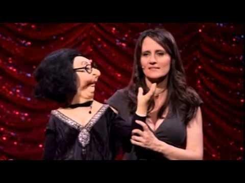 Funny video Nina Conti