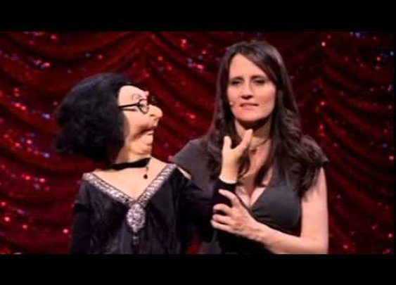 Funny video Nina Conti