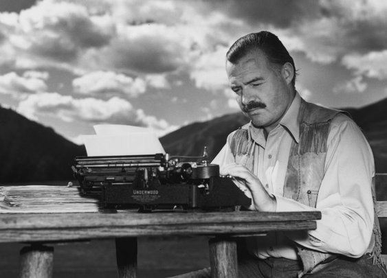 Watch Animated 15-Second Versions of Hemingway's Novels - Hemingway's Novels Condensed for Instagram - Esquire