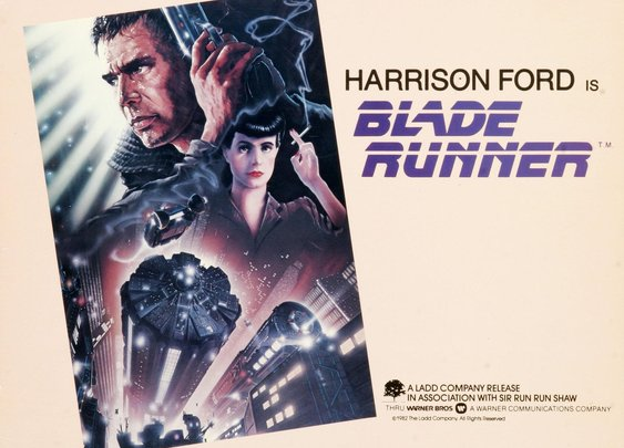 Harrison Ford Says Blade Runner 2 Script Is Best Thing He's Ever Read