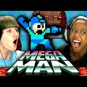 Mega Man (NES) (Teens React: Retro Gaming) - YouTube