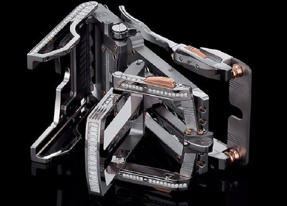 Roland Iten Calibre R822 Predator – The Most Expensive Belt Buckle