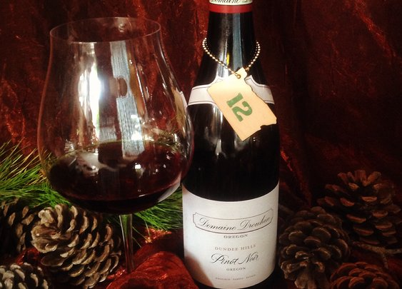 Oregon Advent: Day 11. Domaine Drouhin OregonDundee Hills Pinot Noir 2012.