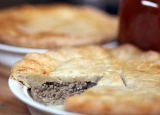 Tourtiere (aka Meat Pie) : Recipes : Cooking Channel
