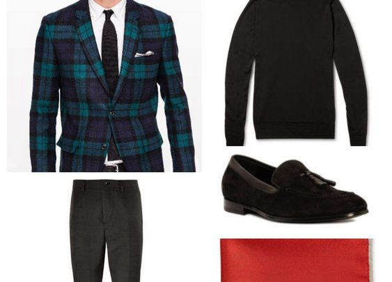 Preppy for the Holiday Party