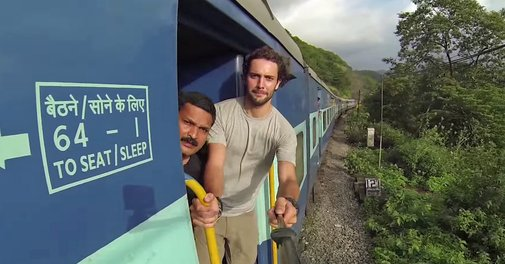 36 Countries, 600 Days, 125,946 Miles and 1 Perfect Selfie Video