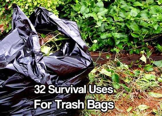 32 Survival Uses for Trash Bags - SHTF & Prepping Central