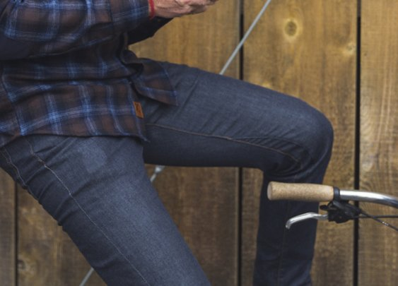 The Drifter Jean for Bicycle Riders
