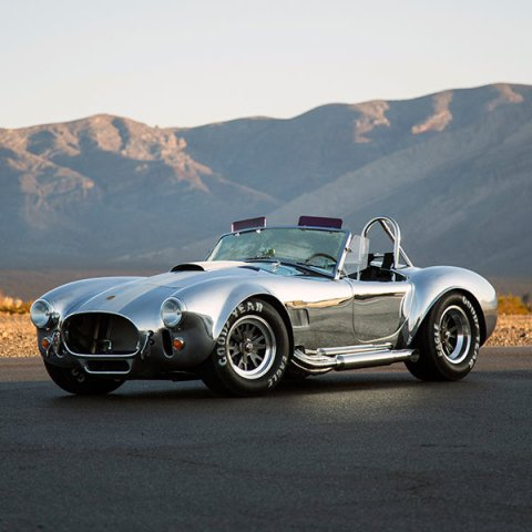 The 50th Anniversary Shelby Cobra 427
