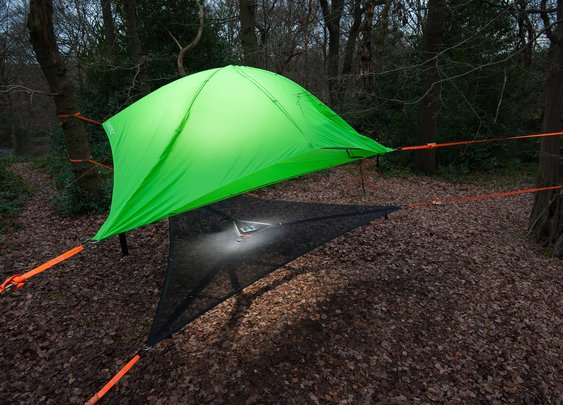 The Tentsile Vista Tree Tent | Covet | OutsideOnline.com