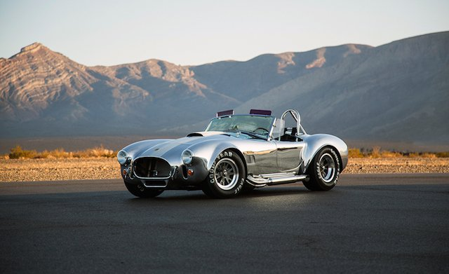 50th Anniversary Edition Shelby 427 Cobra - Popular Mechanics