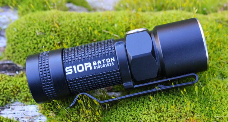 Olight S10R Baton - EDC perfection? — lumensandgear.com