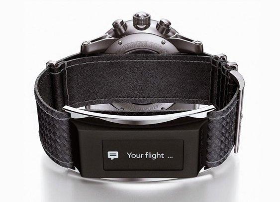 Montblanc Timewalker Urban Speed e-Strap - Men's Gear