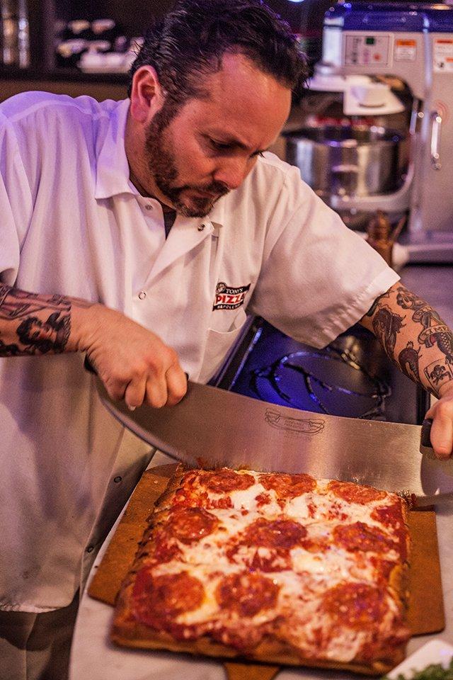 "Sicilian Pizza ""La Regina"" Recipe - CHOW.com"