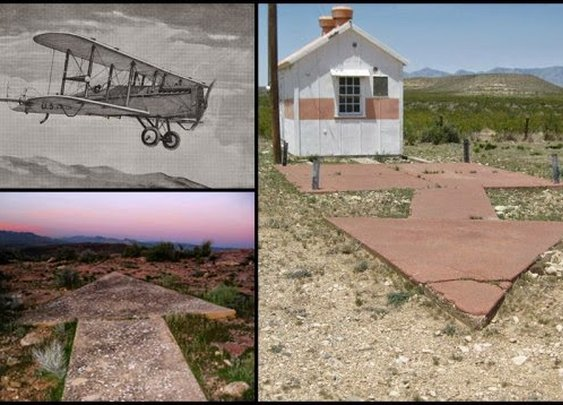 The Forgotten Giant Arrows that Guide you Across America ~ Crack Two