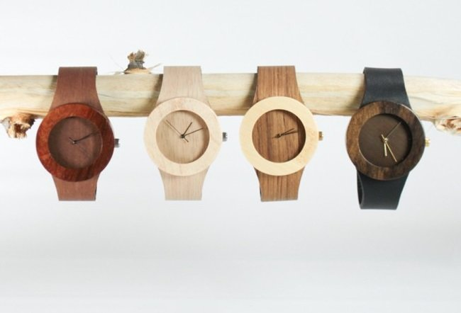 Carpenter Collection Wood Watches - Men's Gear